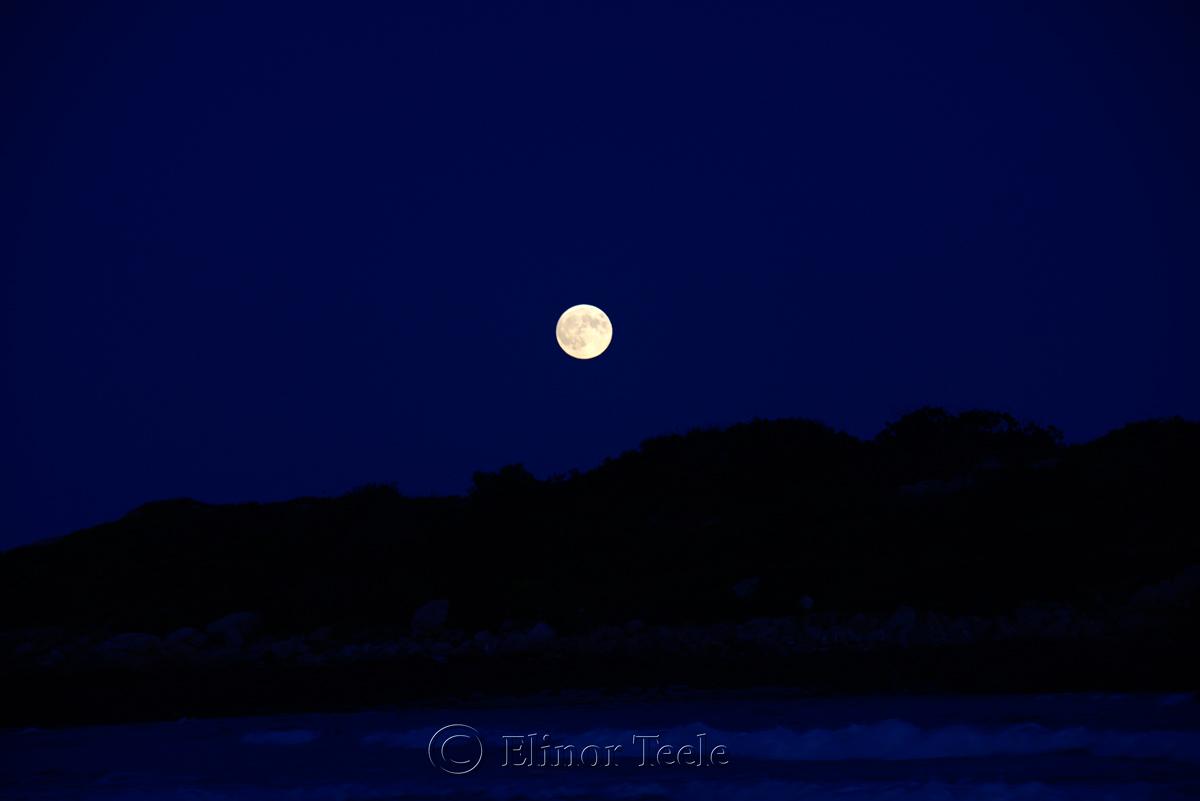 Full Moon, September 2015, Good Harbor Beach, Gloucester MA 3