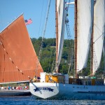 Parade of Sail, Gloucester Schooner Festival 2015 3