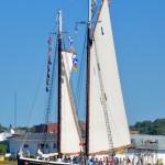 Schooner Adventure, Gloucester Schooner Festival 2015 2