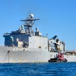 USS Fort McHenry, Gloucester Schooner Festival 1