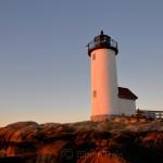 Annisquam Lighthouse in October 4