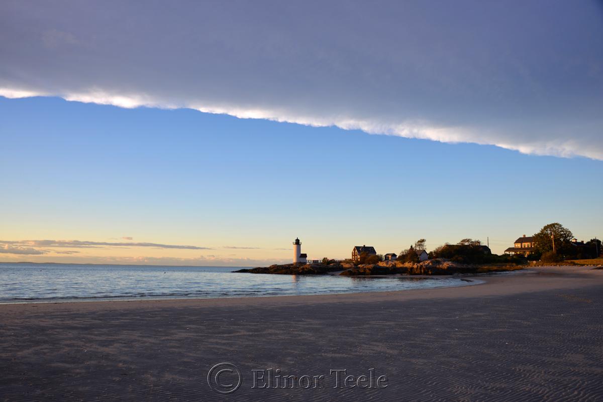 Cloud Arc & Lighthouse 1