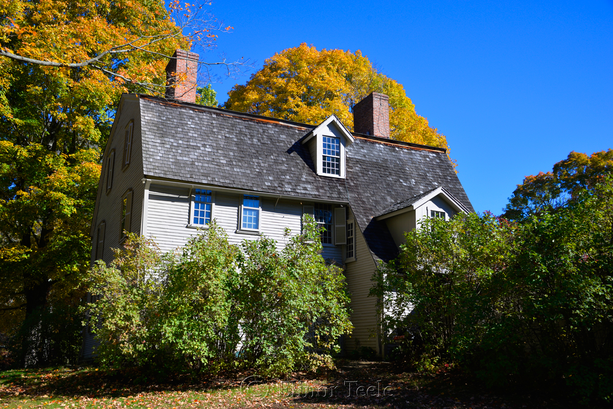 Old Manse, Concord MA 1