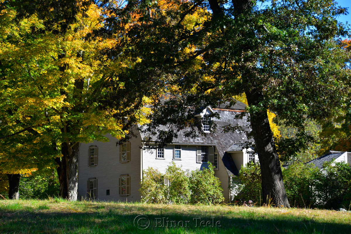 Old Manse, Concord MA 2