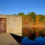Fall Foliage, Goose Cove Reservoir, Gloucester MA 2