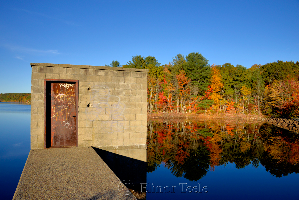 Fall Foliage – Goose Cove Reservoir, Gloucester MA 2