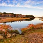 Fall Foliage – Little River, Gloucester MA