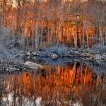 Falling Light, Goose Cove Reservoir, Gloucester MA