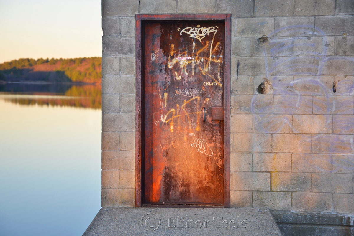 Graffiti, Goose Cove Reservoir, Gloucester MA 1