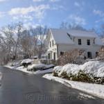 River Road, January Snow, Annisquam MA 1