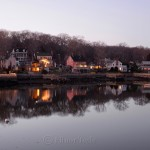 Winter Twilight, Annisquam MA