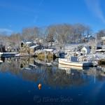 Annisquam Harbor, February Snow 2016, Annisquam MA 2