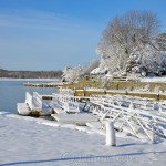 Dock & Gangways, February Snow 2016, Annisquam MA