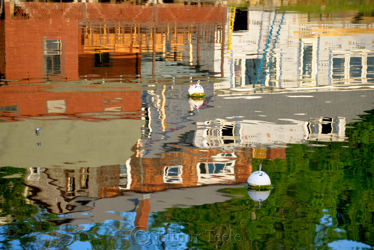 Buoy Reflections 1