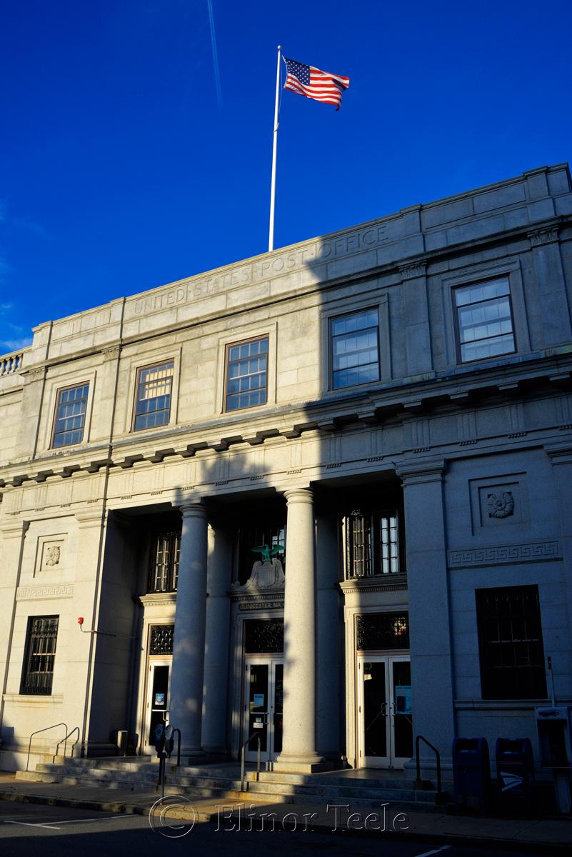 Post Office, Gloucester Landmark Series 3