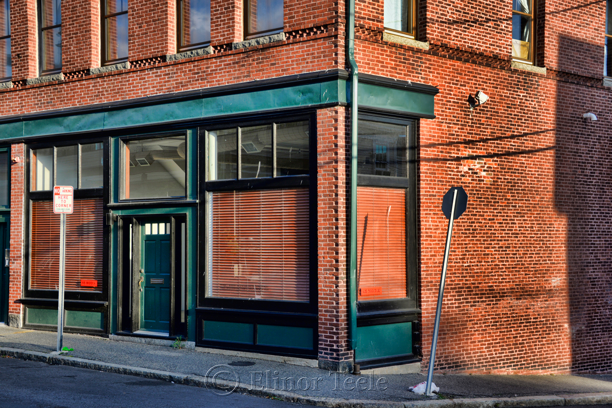 Street Corner, Gloucester MA 1