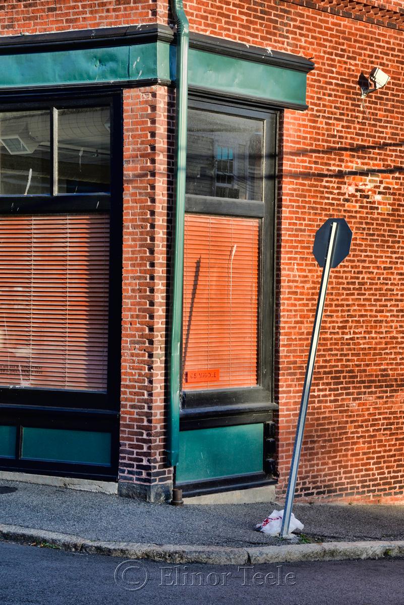 Street Corner, Gloucester MA 2