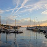 Gloucester Harbor Sunset, Cripple Cove Series 1