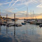 Gloucester Harbor Sunset, Cripple Cove Series 2