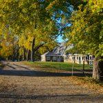 Appleton Farms - Dairy Barn in Fall 2