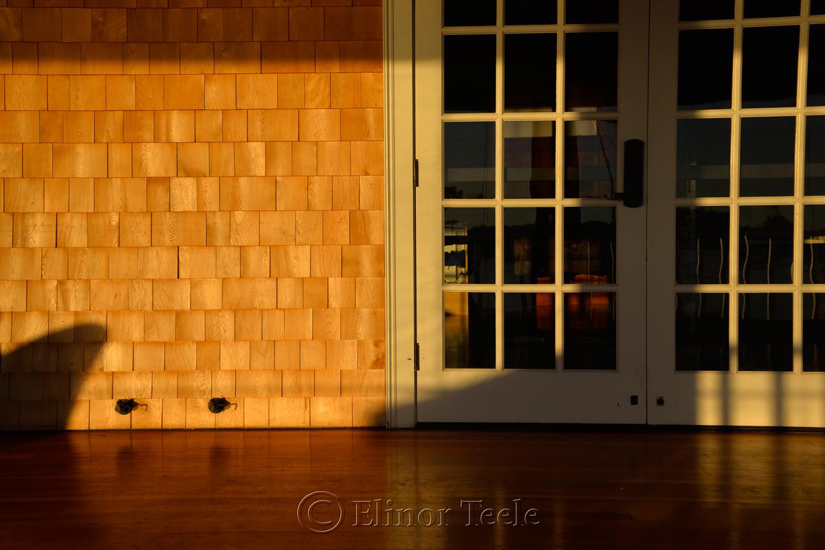 Porch at Sundown