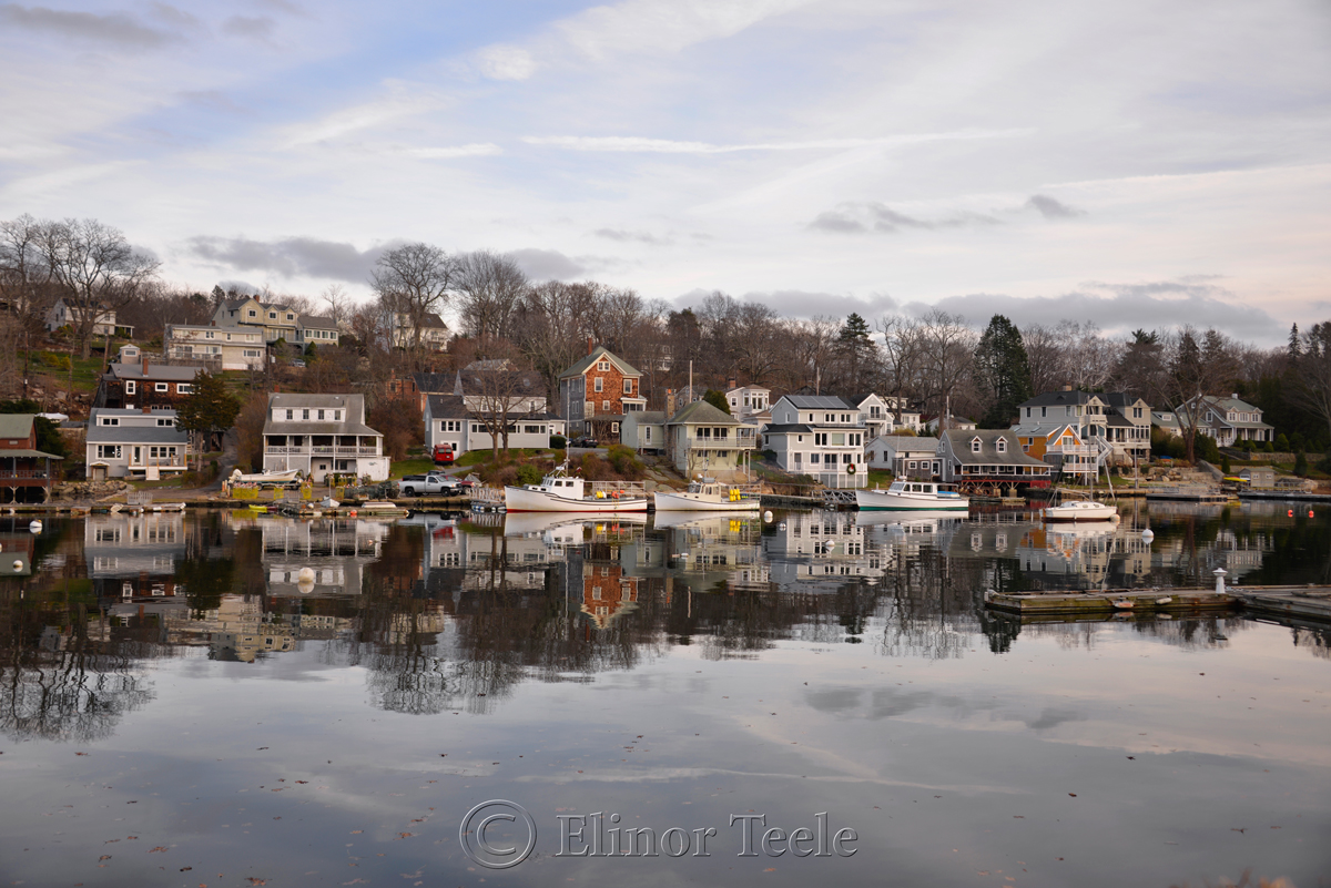 Annisquam Harbor – Still Waters
