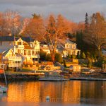 Golden Hour, Annisquam Harbor