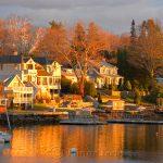 Golden Hour, Annisquam Harbor