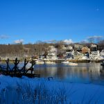 Annisquam Harbor - January Snow