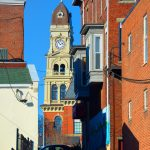Gloucester City Hall - Up the Alley