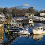 Market Docks - January Snow 3