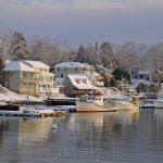Annisquam Harbor in February 1