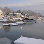Annisquam Harbor in February 3