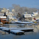 Annisquam Harbor in February 4