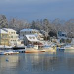 Annisquam Harbor in February 7