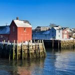 Motif #1 in February, Rockport MA 2