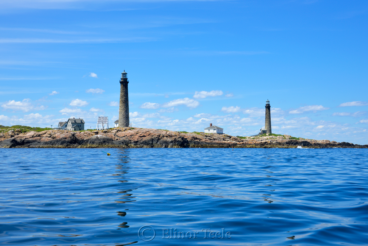 Twin Lights, Thacher Island 2