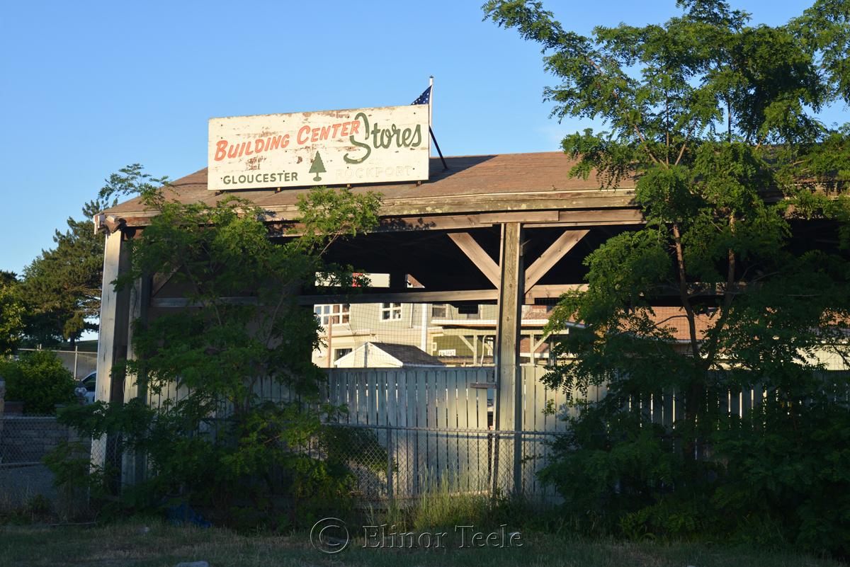 Gloucester Building Center Sign