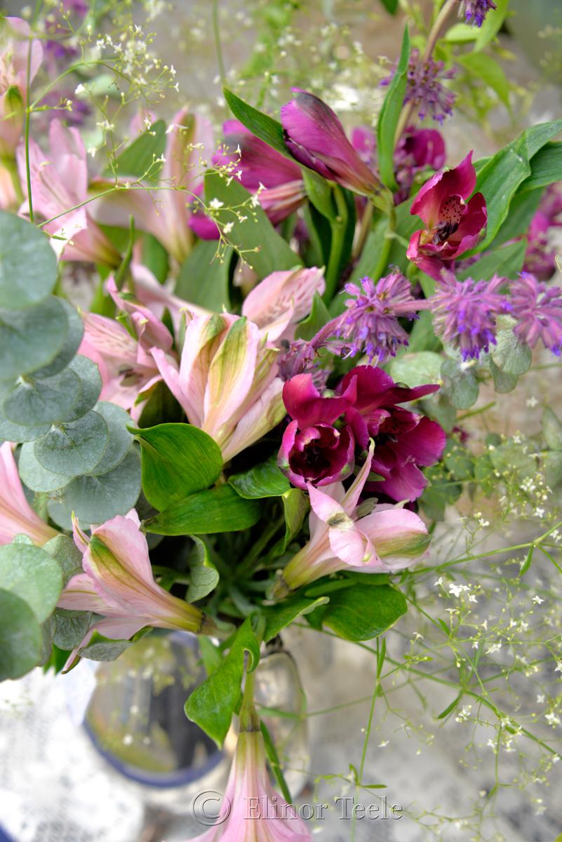 Flower Table, Sea Fair 3