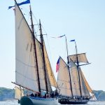 Gloucester Schooner Festival 2017 - Heading Out 1