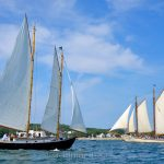 Gloucester Schooner Festival 2017 - Parade of Sail 3