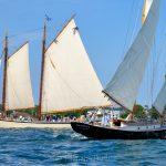 Gloucester Schooner Festival 2017 - Parade of Sail 4