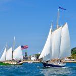 Gloucester Schooner Festival 2017 - Parade of Sail 5