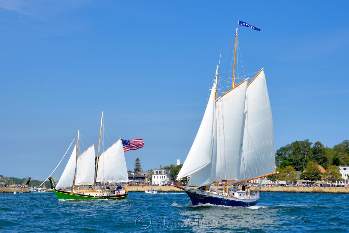 Gloucester Schooner Festival 2017 – Parade of Sail 5