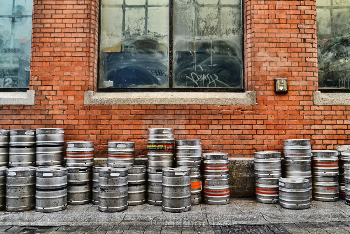 Beer Barrels, Dublin