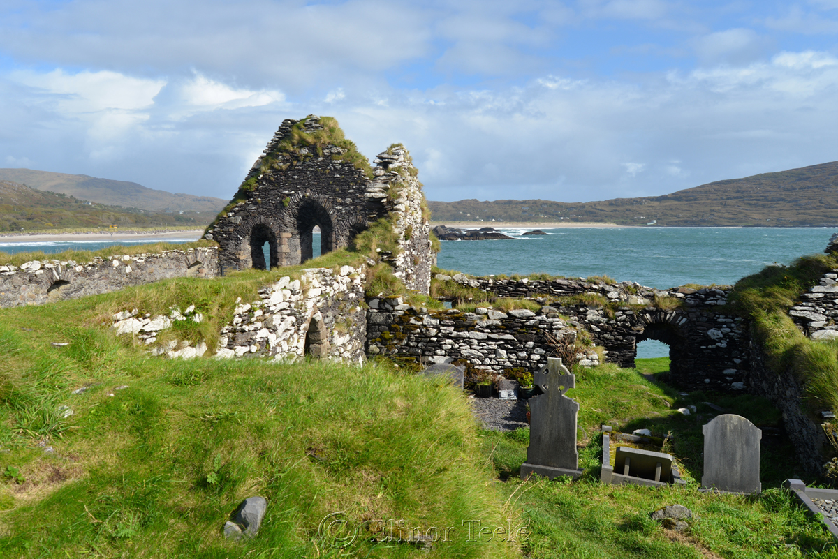 Derrynane Abbey 1