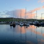 Dingle Harbor Sunset
