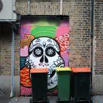 Graffiti, Dublin 1