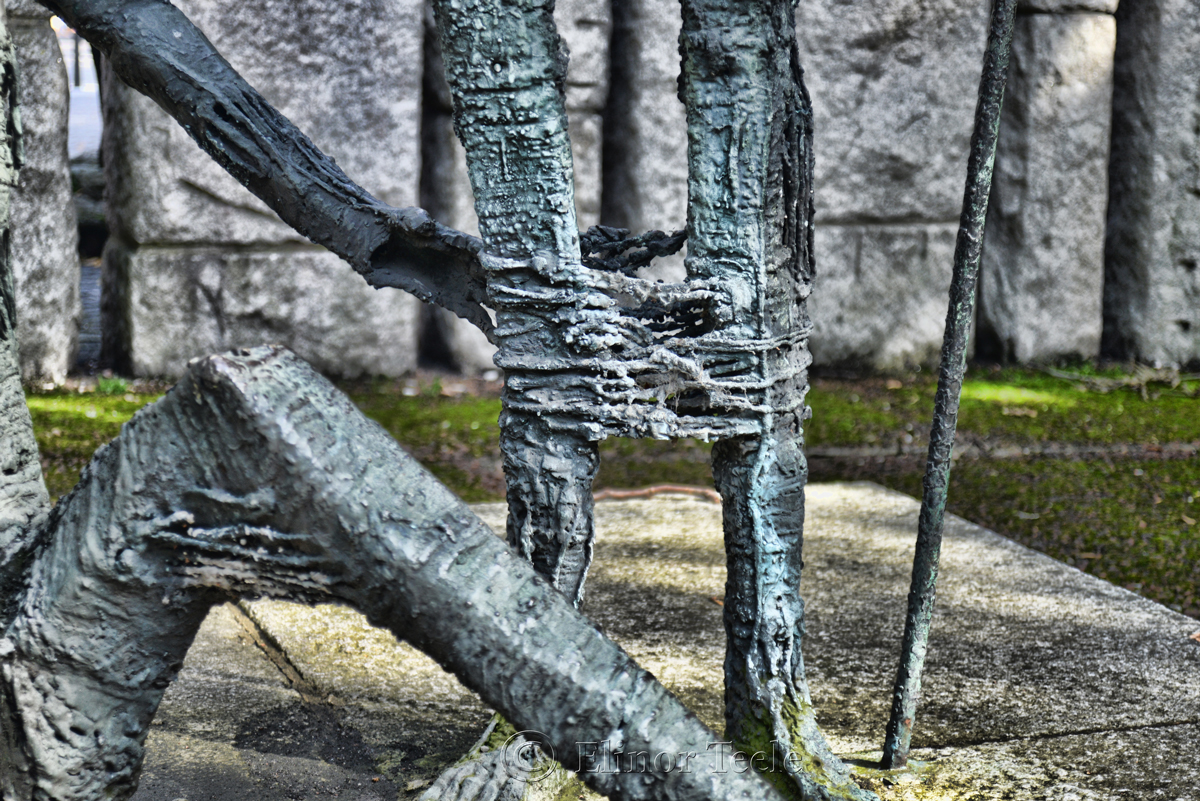 Famine Memorial, St. Stephen's Green 2