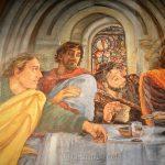Last Supper, Eleanor Yates Fresco